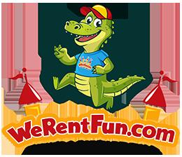 We Rent Fun Logo