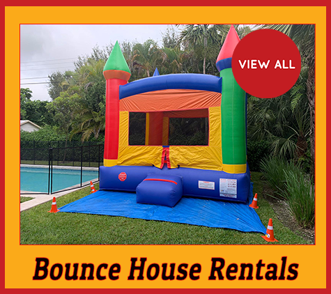The Best Selection of Bounce House Rental