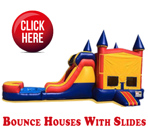 Bounce House With Slide Rental