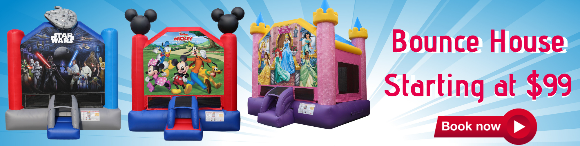 bounce house rentals pembroke pines