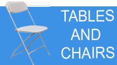 Table & Chair Rentals Miami, FL