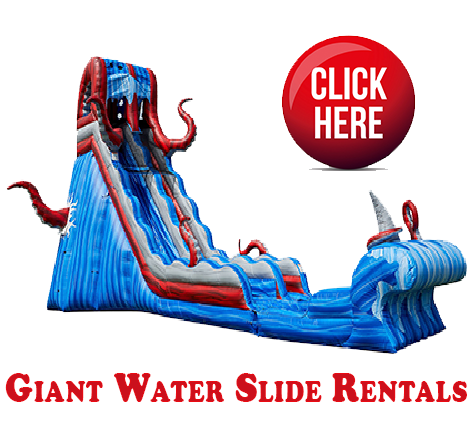 Giant Water Slides Rentals Near Me