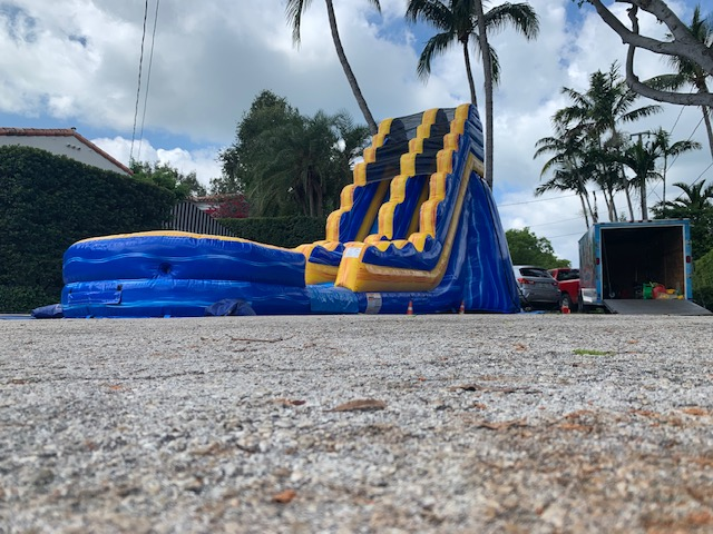 Water Slide Rentals Coconut Grove, Florida