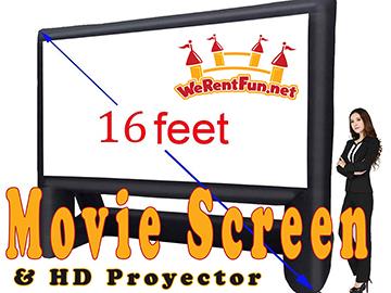 Movie Screen Rental In Miami