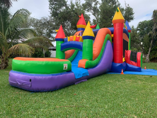 Obstacle Course Rentals Homestead, FL
