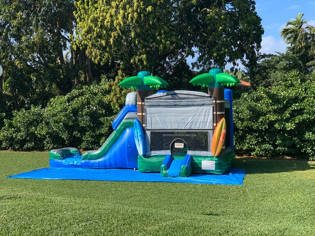 Water Slide Rentals Coral Gables, Florida