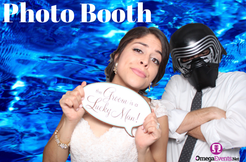Wedding Photo Booth In Miami