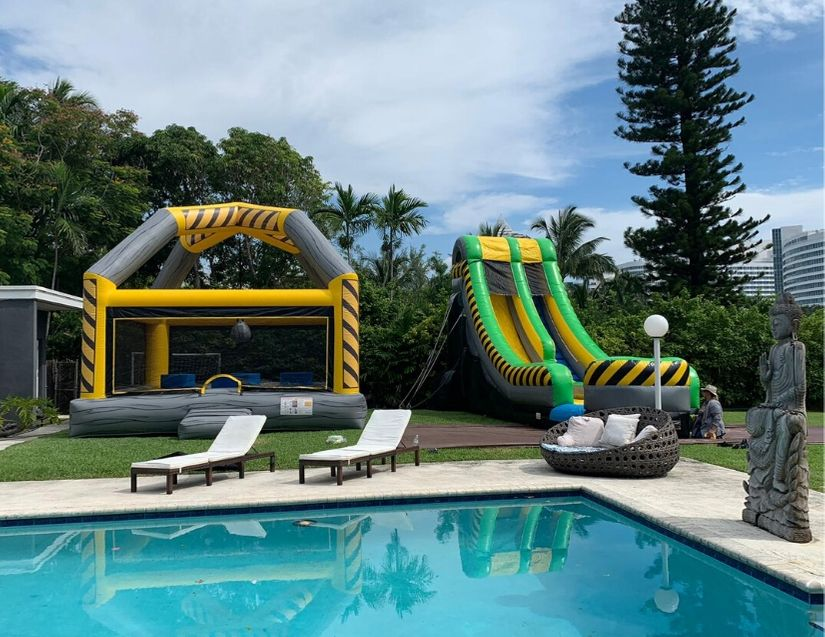 Bounce House Rentals Miami Beach, Florida