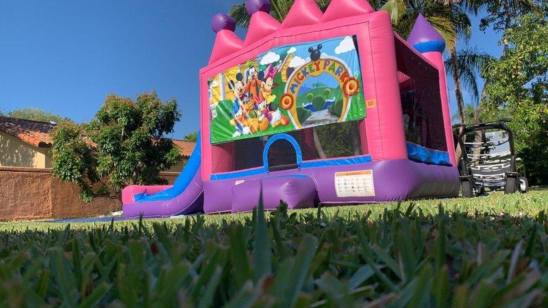 Obstacle Course Rentals | Plantation, FL | We Rent Fun