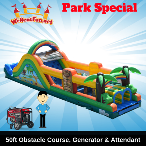 Park Package # 15