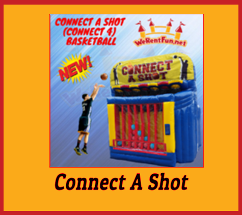 G10 Connect A Shot (Connect 4) Basketball