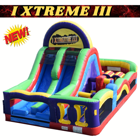 OC03 XTREME MEGA OBSTACLE COURSE