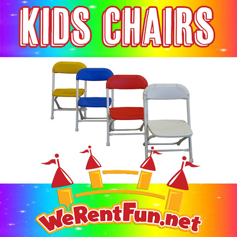 *Kids Chairs Rental