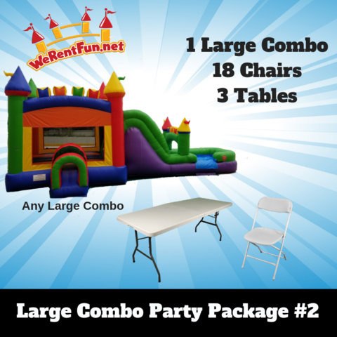 P13 Large Combo Party Package #2