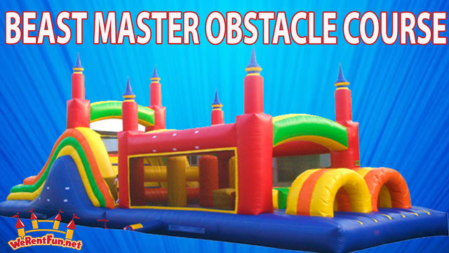 OC01 47′ BEAST MASTER OBSTACLE COURSE
