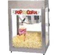 Popcorn Machine with supplies for 50