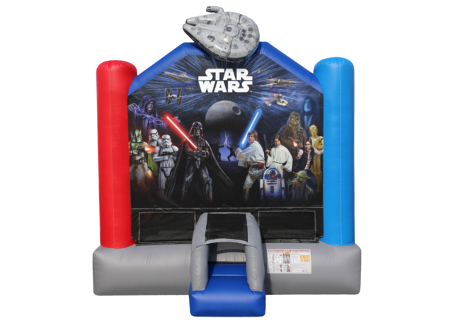 STAR WARS Bounce House 13 x 13