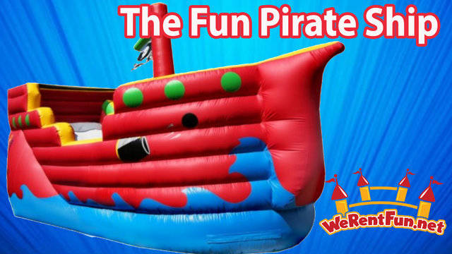 002 The Fun Pirate Ship