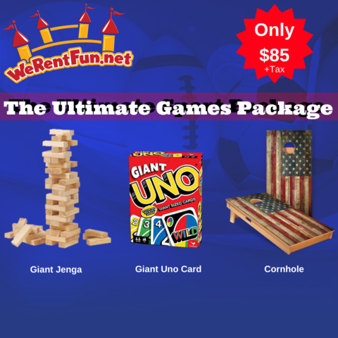 P25 The Ultimate Games Package