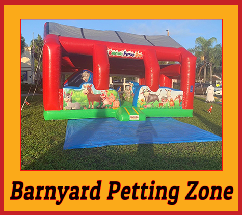 T01 Barnyard Petting Zone Toddler Play Center