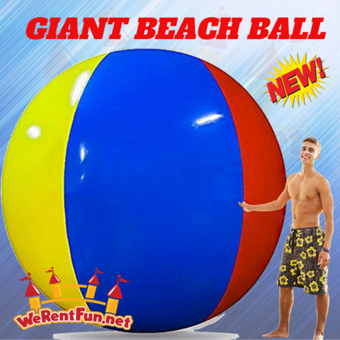 G16 GIANT Beach Ball