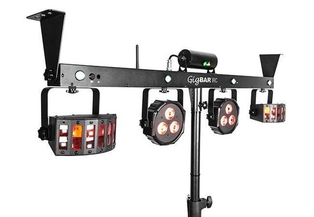 Chauvet DJ GIGBAR IRC With Light Stand