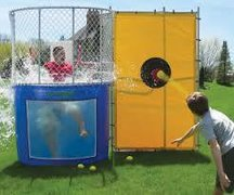 Dunk Tank - Call For Availability &  Price