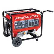 Generator for 2 Bounce House Blowers