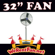 32 Inches Pro Fan  (Outside Fan)