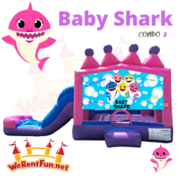 C26 C26 Baby Shark (5 In 1) Combo 2 Best for ages 2+ Space Needed 30 L x 19 W x 20 H