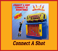 R25 Connect A Shot (Connect 4) Basketball