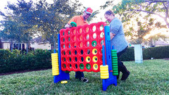 G04 Giant Connect 4 Rental