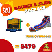 Bounce & Slide Package
