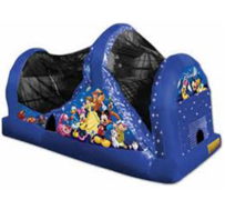 R10 World of Disney (DRY) Slide Best for ages 2+ Space Needed 33'L x 17'W x 18'H