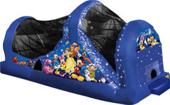 S01 World of Disney Slide Best for ages 2+ Space Needed 36 L x 20 W x 20 H