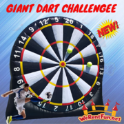 G21 Giant Soccer Challenge (HOTTEST ITEM)  Best for ages 5+ Space Needed 10 D x 20 W x 10 H
