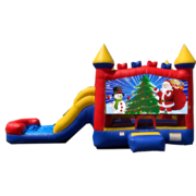 X02  Holidays Combo Bouncer