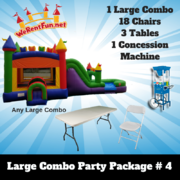 <font color=Green><b>P15<font color=Grey><b> Large Combo Party Package #4