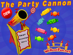 The Party Cannon