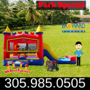 "Park Package # 5 RAINBOW BRICKS ATHLETIC 5 IN 1 <span style=""color:#ff0000;""> <strike> $265 </strike> </span>"
