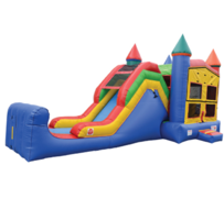 R13 Super Bounce House With BIG Slide (Dry Only)