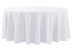 "TABLE LINENS 60"" Round Table"