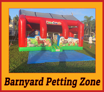 T01 Barnyard Petting Zone [Toddler ONLY] Best for ages 0 - 5  Space Needed 23 D x 26 W x 17 H