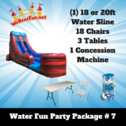 <font color=Green><b>P18 <font color=Grey><b> Fun Water Package #7