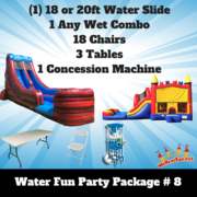 <font color=Green><b>P19 <font color=Grey><b> Fun Water Package # 8