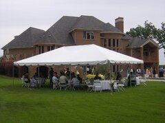 Tent Package for 60 Guests
