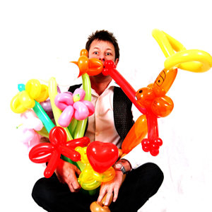 Balloon Twister Starting at $100 Per hour
