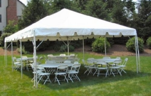 Tent Package for 40 Guests