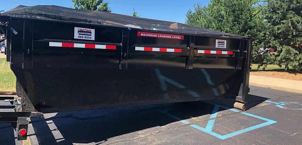 About On Time Dumpster Rental