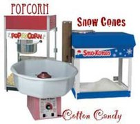 Concessions & Equipment